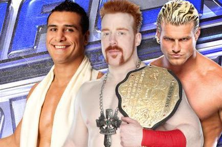 WWE SmackDown Preview: A World Title Match, Money in the Bank and More
