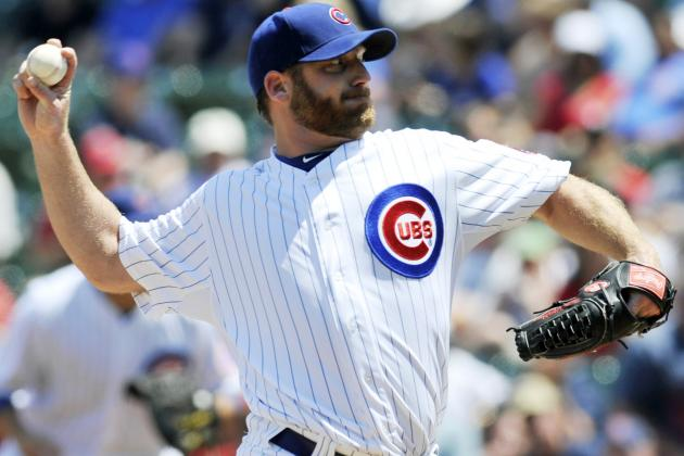 Cubs Willing to Pay Part of Dempster's $14-Million Salary in Right Trade