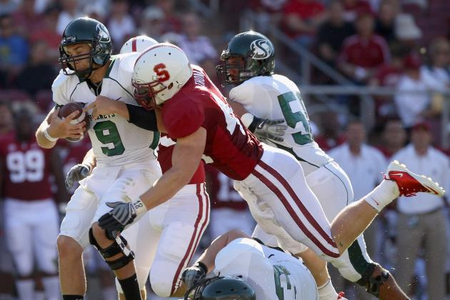 College Football 2012 Top 150 Players: No. 88 Chase Thomas Stanford LB