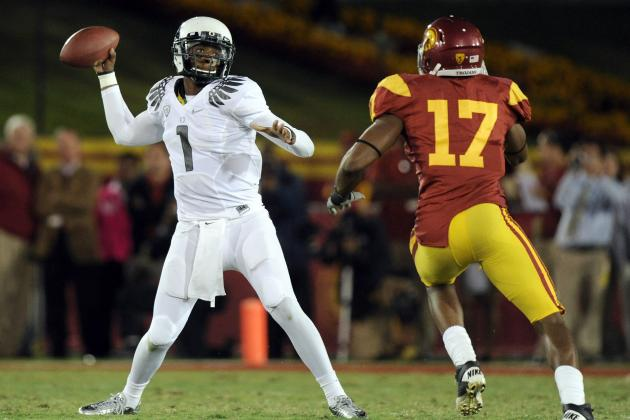Pac-12 Football: Major Upsets USC Trojans and Oregon Ducks Must Watch out for