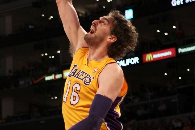Pau Gasol Rumors: Rockets Should Pass on Overpriced Lakers Star