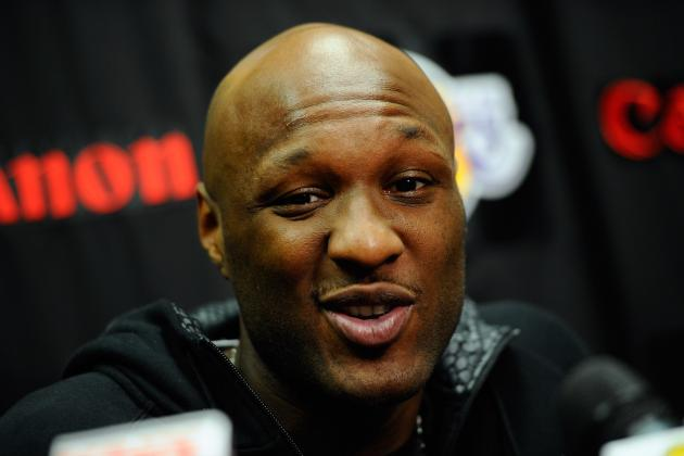 NBA Trade Rumors: Why Lamar Odom Trade Is No-Brainer for L.A. Clippers