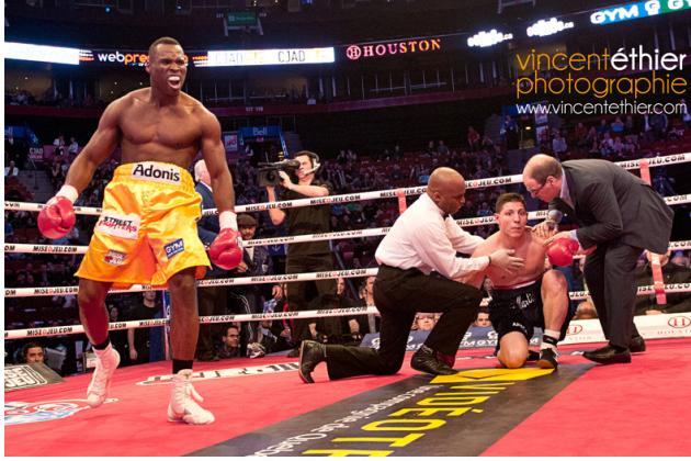 Could Adonis Stevenson's Next Opponent Be Sakio Bika?