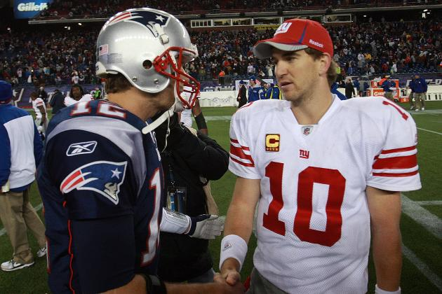 Eli Manning: Why It's Not Insane for Him to Be Ranked over Tom Brady in Top 100s