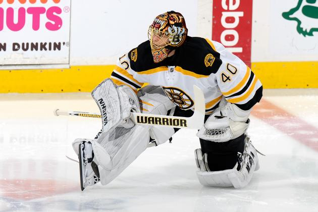 Boston Bruins Sign RFA Goaltender Tuukka Rask to One-Year Contract
