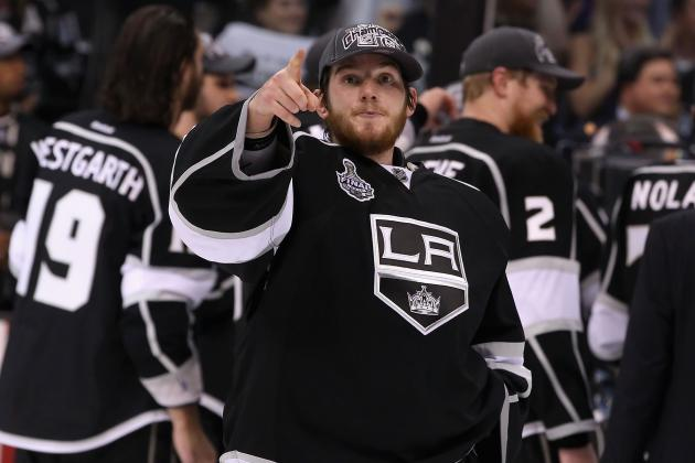 Jonathan Quick and Kings Agree to Massive 10-Year Contract Extension