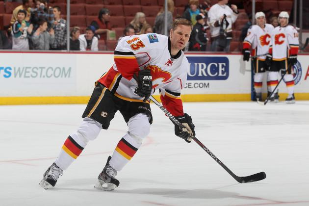 NHL Rumors: Calgary Flames Won't Suffer Without Olli Jokinen