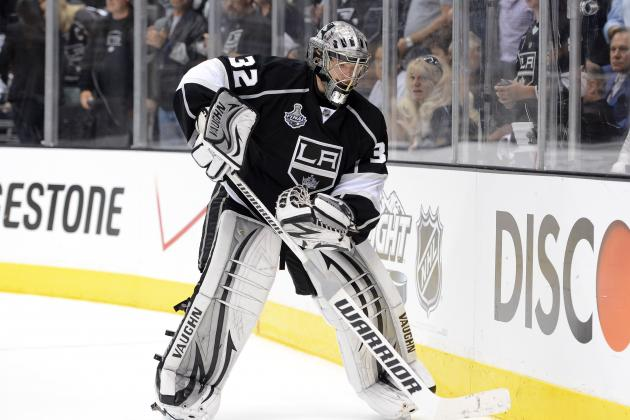 Los Angeles Kings: Jonathan Quick Agrees to a 10-Year Extension