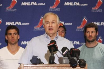 Fehr Says NHL Season Could Start Even Without Labor Deal