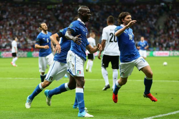 Euro 2012 Semifinal Recap/Analysis: How Italy Beat Germany