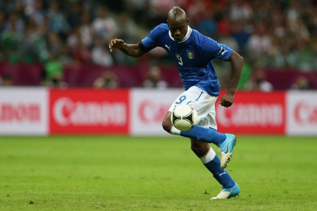 Mario Balotelli: Euro 2012 Proves Italy Star Is Finally Putting Team First