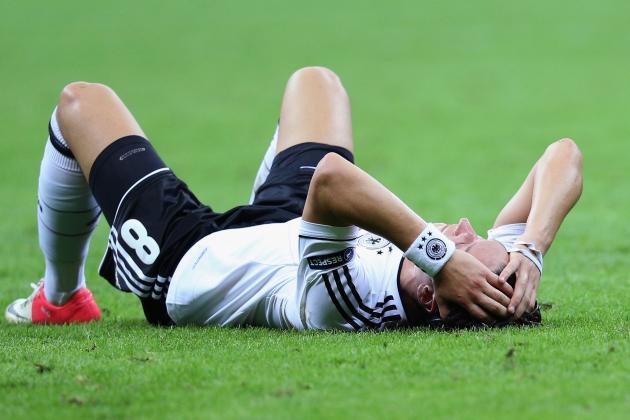 Italy vs. Germany: Mario Balotteli Shines as Italy Sinks Germany