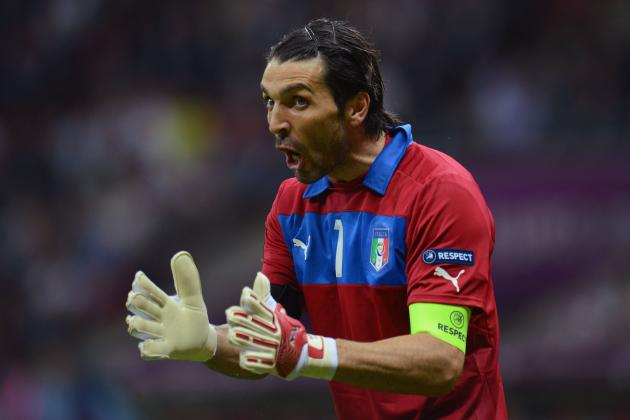 Spain vs. Italy: Stingy Italian Defense Will Halt Spanish in Euro 2012 Final