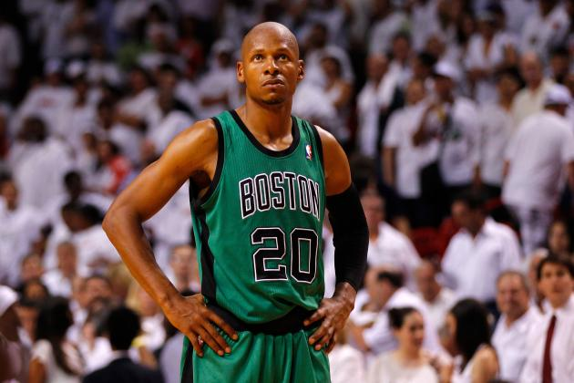 NBA Rumors: Phoenix Suns' Pursuit of Ray Allen Makes No Sense