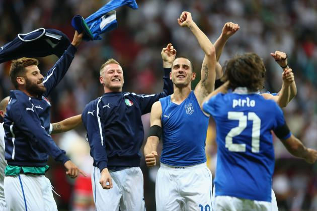 Spain vs. Italy: Azzurri Momentum Not Enough to Carry Team to Victory in Final