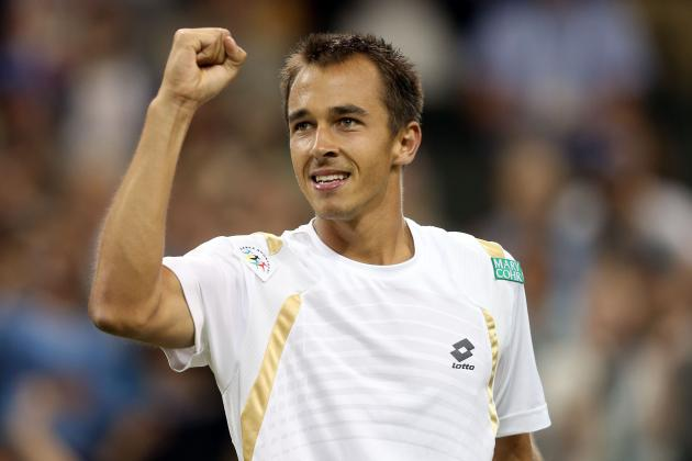 Lukas Rosol: Breaking Down Rosol's Wimbledon Chances After Nadal Upset