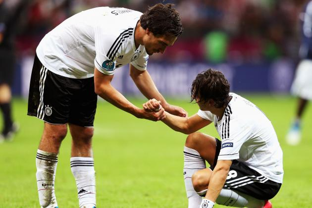 Germany vs. Italy: Lessons German Side Must Take from Loss Moving Forward