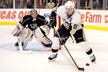 Jonathan Quick vs. Sidney Crosby: Whose Contract Extension Is More Important?