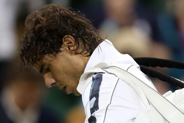 Rafael Nadal: Loss to Lukas Rosol Proves Talent Gap on Grass Is Closing