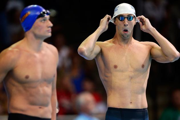 Is Michael Phelps—Ryan Lochte Rivalry Bad for Swimming?