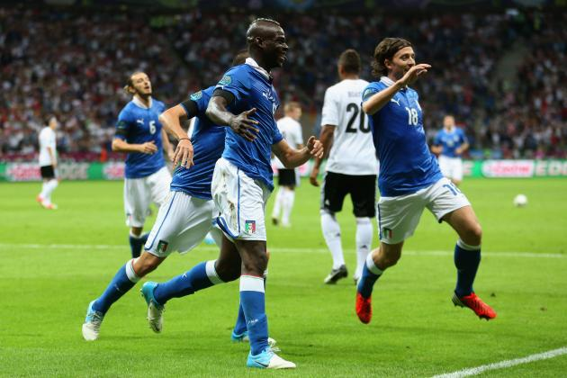Germany vs. Italy: Balotelli Blasts Italy into Final as Germans Fall Short Again