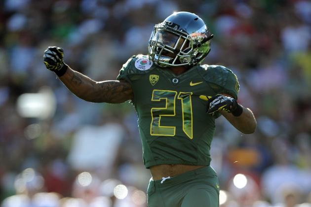 San Francisco 49ers: Why LaMichael James Will Be the Perfect NFL Scatback