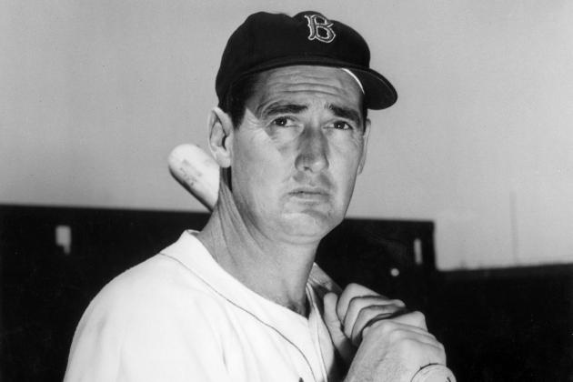 Ted Williams and the 10 Greatest Hitters That Ever Lived
