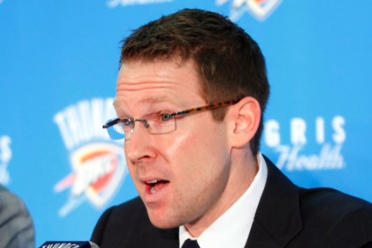 2012 NBA Draft: What Would Sam Presti Do?