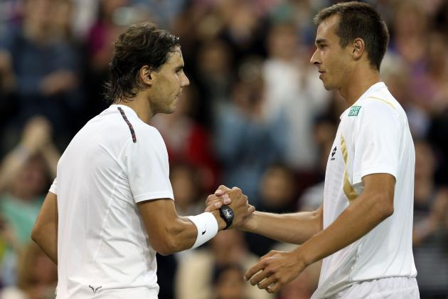 Wimbledon 2012: Rafael Nadal Loss Opens Career Opportunity for Several Players