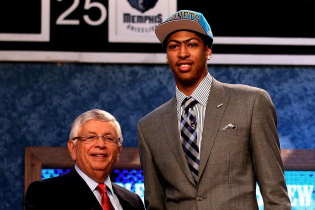 Anthony Davis: Analyzing What Kentucky Star Brings to Hornets
