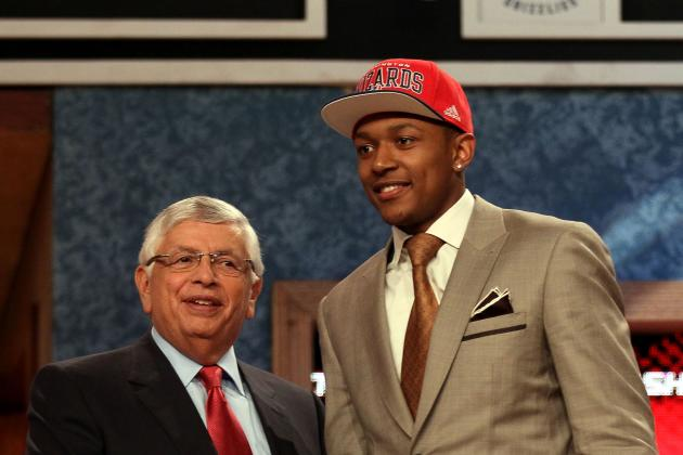 Wizards Make Right Move by Picking Bradley Beal No. 3 Overall in 2012 Draft