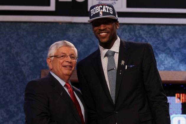 Charlotte Bobcats Play for the Sure Thing with Michael Kidd-Gilchrist