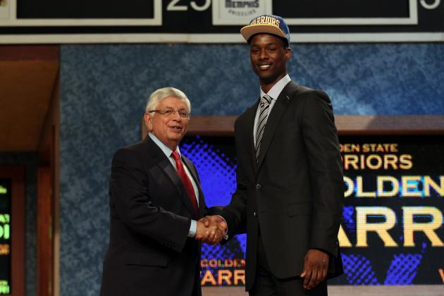 UNC Basketball: Harrison Barnes Is First Tar Heel Taken in the 2012 NBA Draft