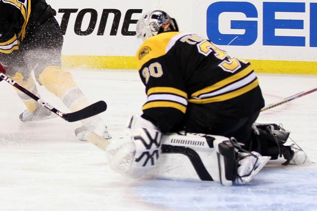B's Flash Sudden Goaltending Depth