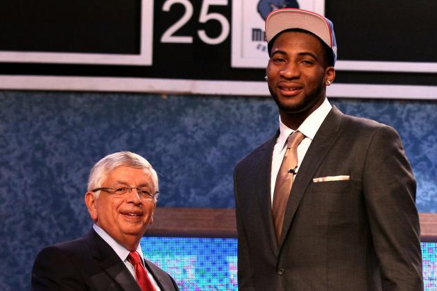 NBA Draft 2012: Why Andre Drummond Will Define Future for Detroit Pistons