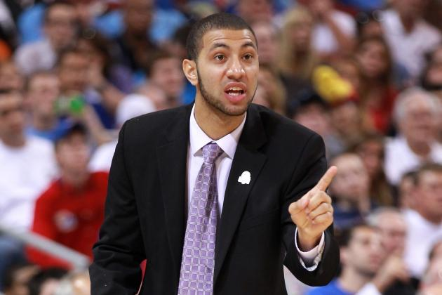NBA Draft 2012: Phoenix Suns Select Kendall Marshall with the 13th Pick