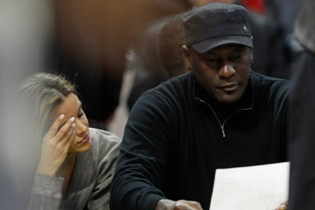 Bobcats' Michael Jordan Shouldn't Be Allowed Near the NBA Draft Ever Again