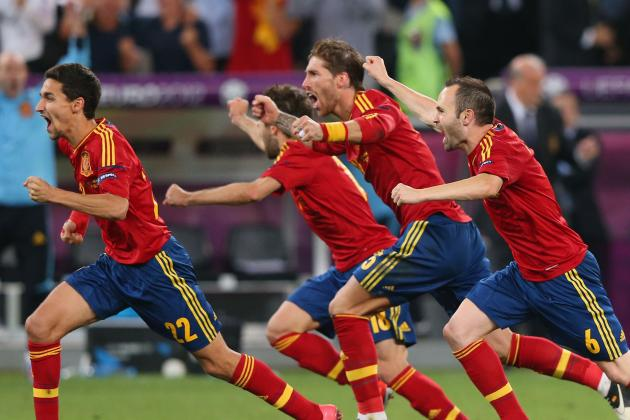 Euro 2012 Final: Why Spain Will Defeat Italy Again