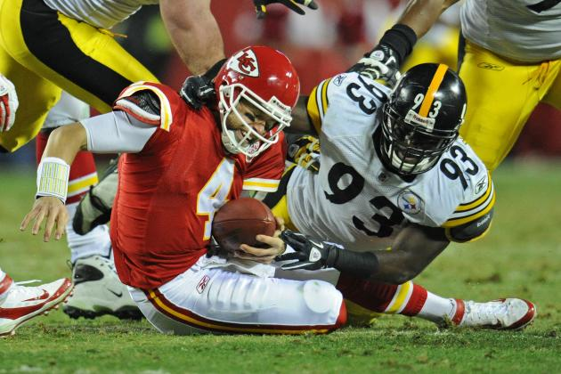 Pittsburgh Steelers: Which Third-Year Players Need to Step Up This Season?