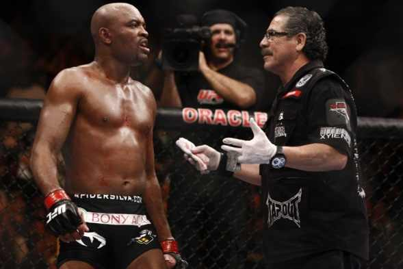 Silva vs. Sonnen II: Would a Violently Aggressive Victory Hurt Silva's Image?