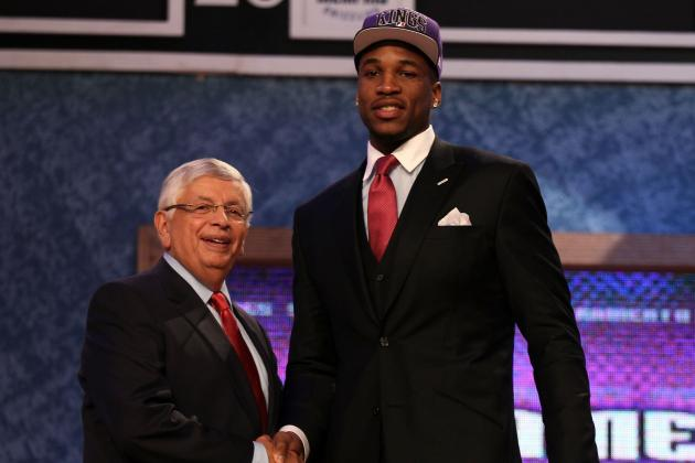 NBA Draft 2012: Stroke of Luck Brings Thomas Robinson to Sacramento Kings