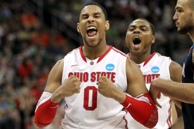 NBA Draft 2012: Boston Celtics Roll the Dice on Ohio State Star Jared Sullinger