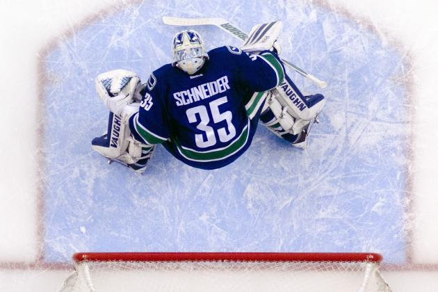 Vancouver Canucks Sign Cory Schneider to 3-Year, $12 Million Contract