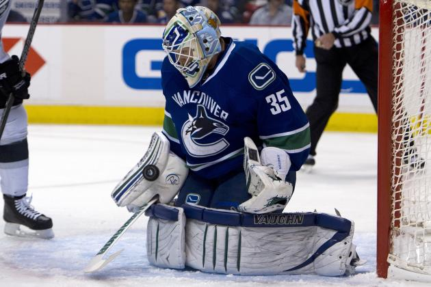 NHL Free Agents 2012: Does Cory Schneider Contract Seal Roberto Luongo's Fate?