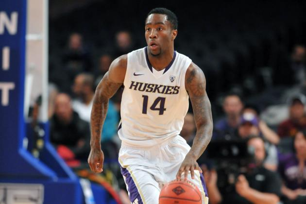 NBA Draft 2012: Why Tony Wroten Jr. Can Be Poor Man's Tyreke Evans for Grizzlies