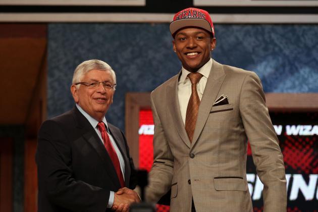 Washington Wizards: Wizards Add Depth,  Draft Bradley Beal and Tomas Satoransky