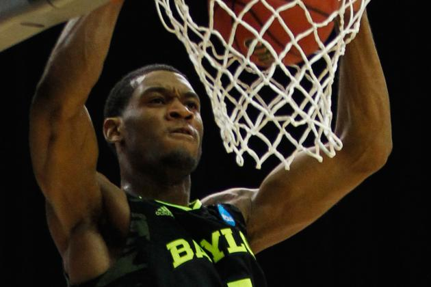 OKC Thunder Continue to Add Young Talent with Baylor Star Perry Jones III