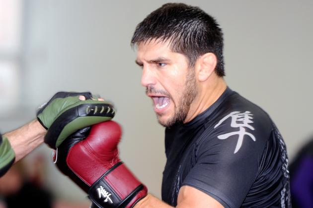 UFC 148: Patrick Cote Is the Fighter with Most to Gain