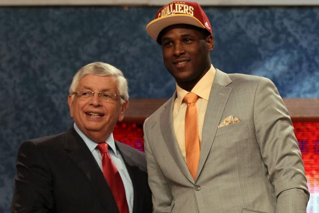 NBA Draft Analysis: Cavs Reach for Dion Waiters Was Biggest Stretch in Draft