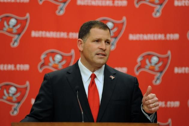 NFL 2012: Tampa Bay Buccaneers Season Outlook